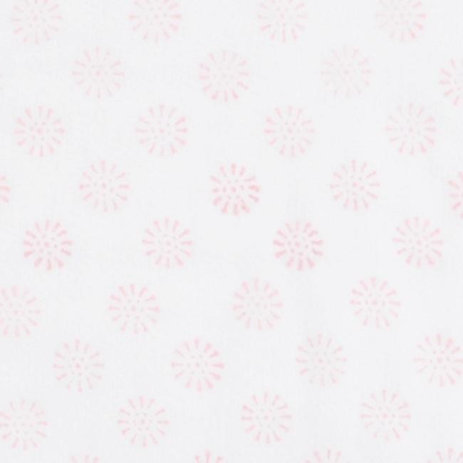 d coration linge de lit tour de lit fleurs roses rose milk. Black Bedroom Furniture Sets. Home Design Ideas