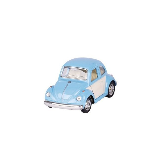 miniature coccinelle volkswagen bleue. Black Bedroom Furniture Sets. Home Design Ideas