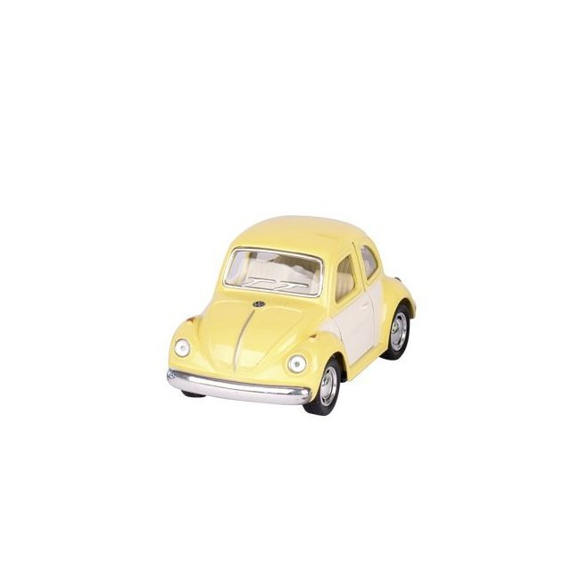 miniature coccinelle volkswagen jaune. Black Bedroom Furniture Sets. Home Design Ideas