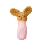 Mini Hochet Lapin Rose