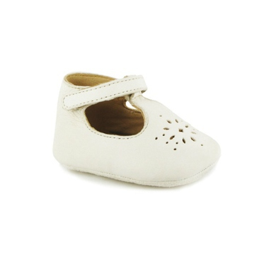 Chaussons Lily - Blanc