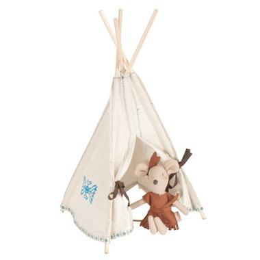 christmas cadeaux no l petite fille 3 6 ans tipi pour souris rose milk. Black Bedroom Furniture Sets. Home Design Ideas