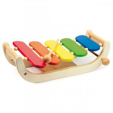 jouets jouets d 39 eveil xylophone en bois color rose. Black Bedroom Furniture Sets. Home Design Ideas