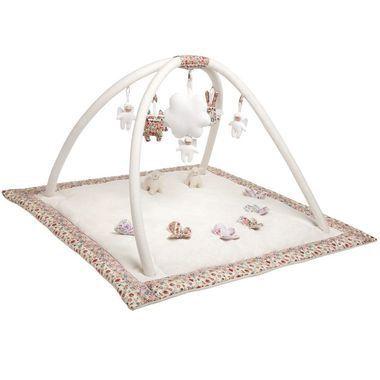 jouets jouets d 39 eveil tapis d 39 eveil musical ivoire rose milk. Black Bedroom Furniture Sets. Home Design Ideas
