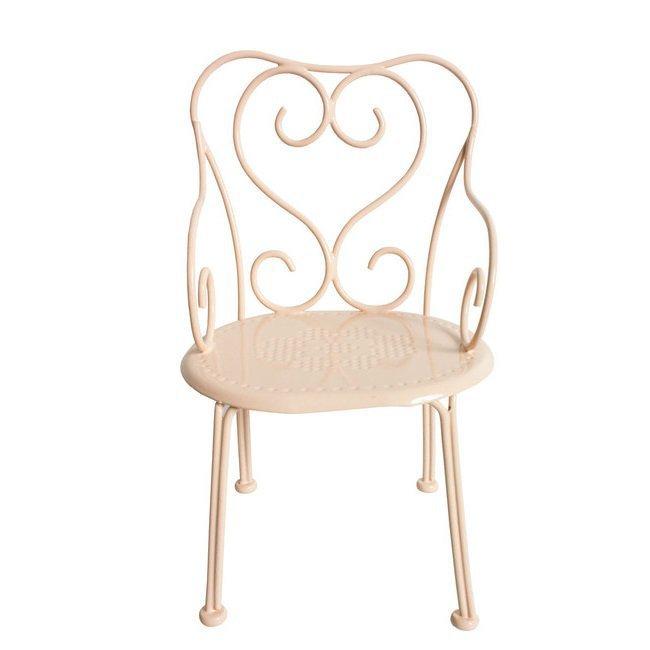 Maileg Chaise Romantique Rose Poudré