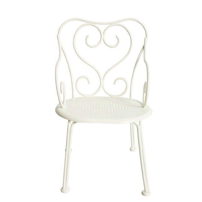 Maileg Chaise Romantique Blanche