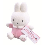 Doudou Hochet Miffy Rose