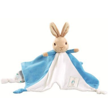 Doudou Plat Peter Rabbit