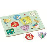 Puzzle en Bois Peter Rabbit