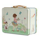 "Valise Métal Lunchbox ""Birthday Party"""