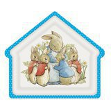 Assiette Maison Peter Rabbit