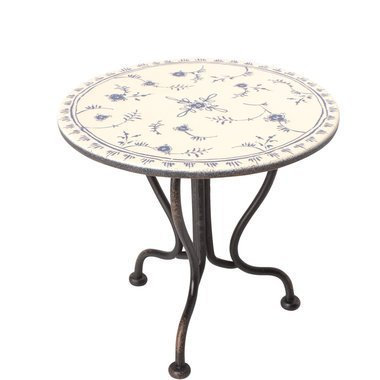 Table de Bistrot Vintage (Micro)