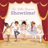 "Livre en anglais ""The Little Dancers Showtime!"""