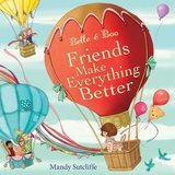"Livre en anglais ""Friends Make Everything Better"""