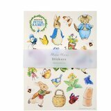 10 Feuilles de Stickers Peter Rabbit & Friends